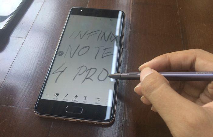 Gambar Tes X Pen