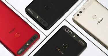 Infinix Zero 5 Feature