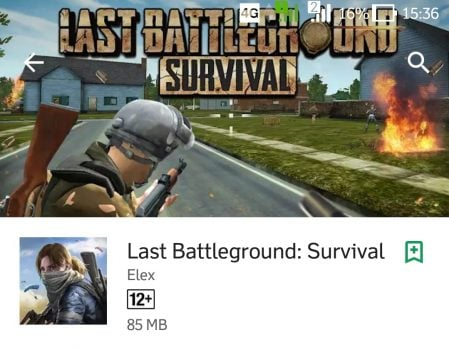 Game Android Last Battleground: Survival yang Mirip PUBG