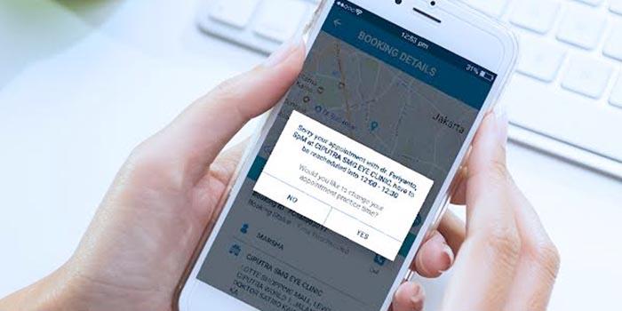 Medika App Header