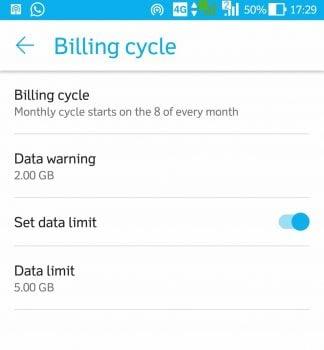 Mengatur Batas Penggunaan Data untuk Menghemat Kuota Internet