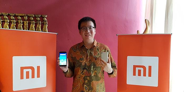 Peluncuran Xiaomi Redmi Note 5A