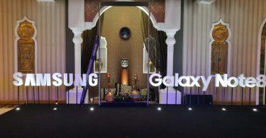 Samsung Galaxy Note 8 Workshop Feature