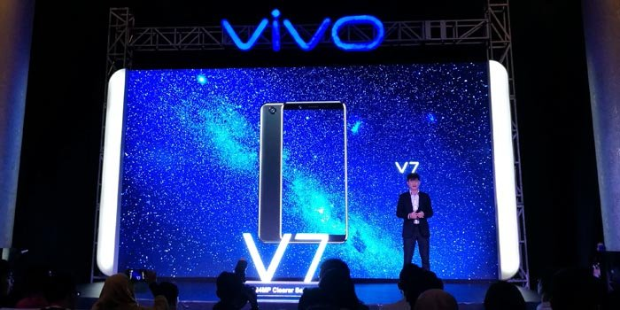 Vivo V7 All Launching