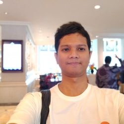 Vivo V7 Selfie Indoor Bokeh