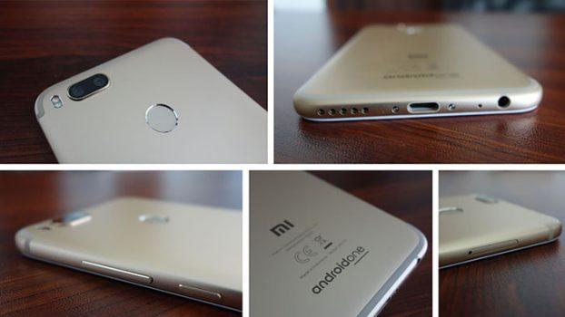 Xiaomi Mi A1 - Design