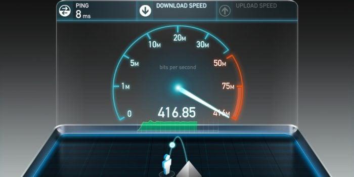 Perbedaan Kecepatan Internet Mbps dengan MB/s Header