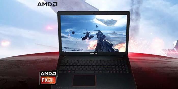 AMD X550IK Header