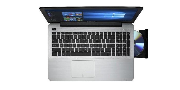 ASUS X555BP - ASUS X555QA Top