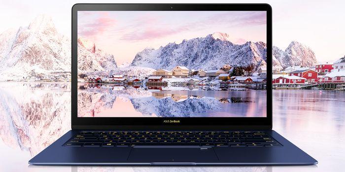 ASUS ZenBook 3 Deluxe UX490UA Desain
