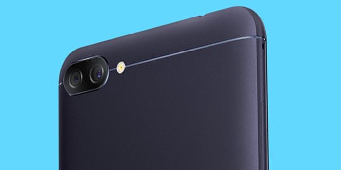 ASUS Zenfone 4 Max Dua Kamera
