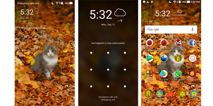 ASUS Zenfone 4 Max Sistem Operasi