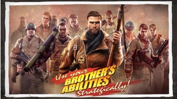 Brothers in Arm 3 Game Perang Offline untuk Android Terbaik Tahun 2017