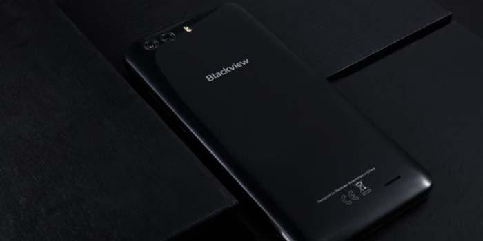 Blackview P6000 Header