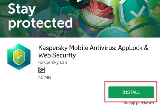 Cara Mengatasi Hape Lemot dengan Intal Antivirus