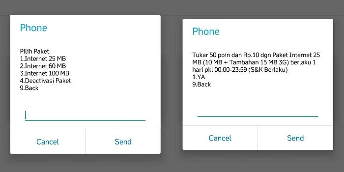 Cara Menukar Poin Telkomsel dengan Paket Internet / Kuota Internet