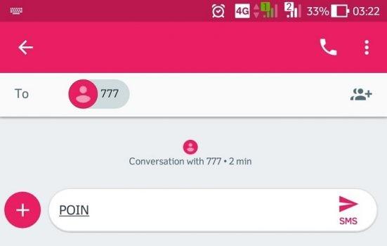 Cara Cek Poin Telkomsel Terbaru Untuk para pengguna Telkomsel