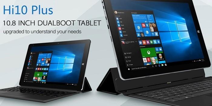 Chuwi Hi10 Plus Laptop Hybrid Termurah