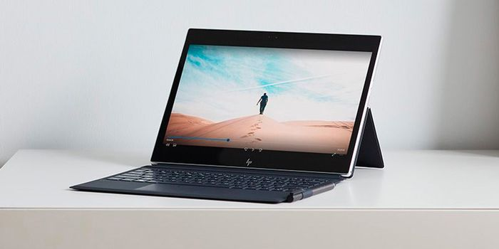 HP Envy x2 Header