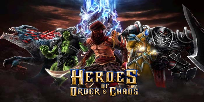 Heroes Order of Chaos