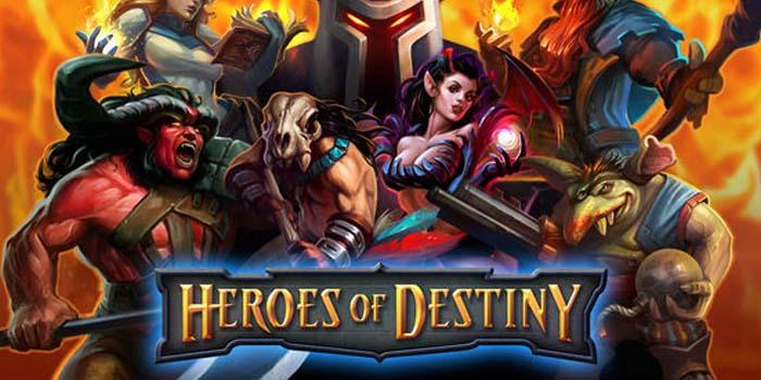 Heroes of Destiny Header