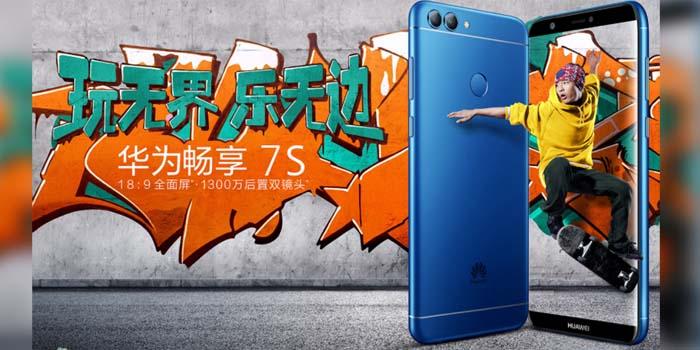Huawei Enjoy 7S Header