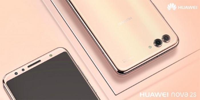 Huawei Nova 2s Header