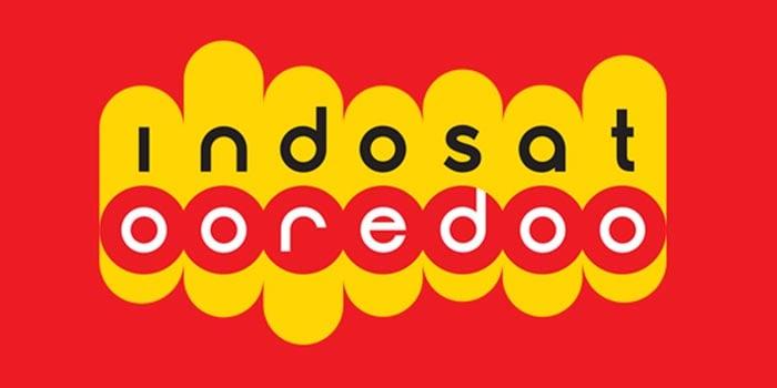 Indosat ooredoo logo header