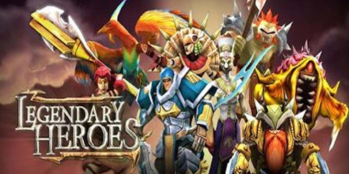Legendary of Heroes Header
