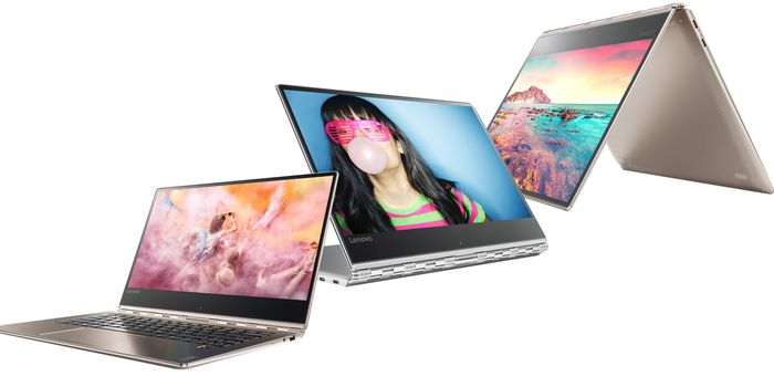 Lenovo Yoga Series Header