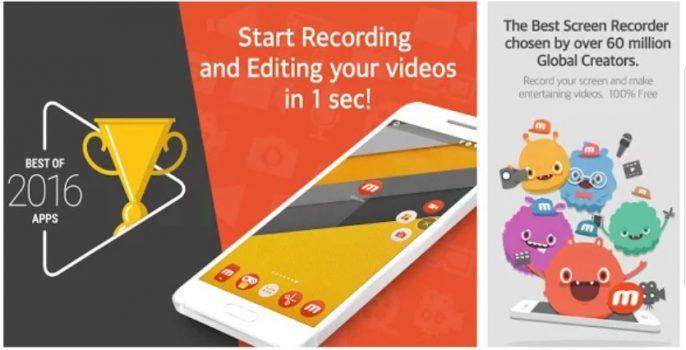 Aplikasi Perekam Layar Ponsel Android Mobizen Screen Recorder