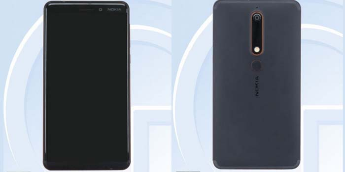 Nokia 6 2018 Leak Header