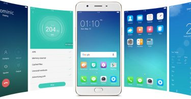 OPPO F1s Feature OS