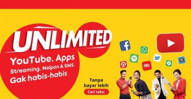 Paket Unlimited Indosat Feature