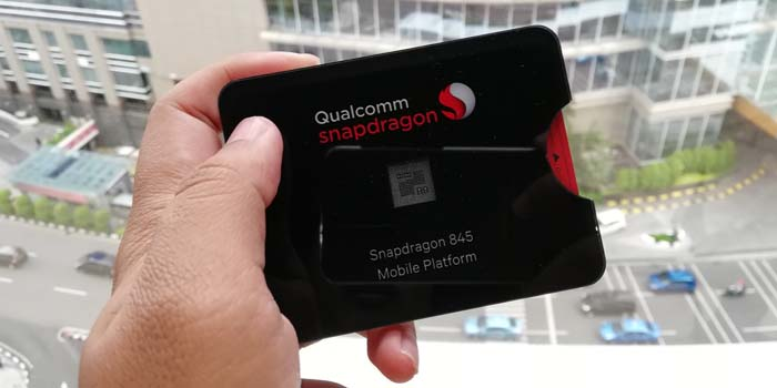 Qualcomm Snapdragon 845 Header