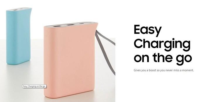 Samsung Battery Pack Powerbank Dengan Kualitas Bagus Featured