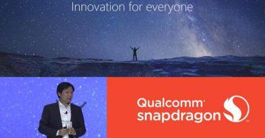 Snapdragon 845 Xiaomi Feature