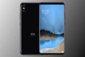 Render Xiaomi Mi 7