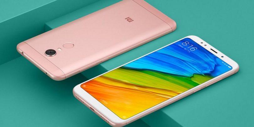 Xiaomi Redmi 5 Plus Feature