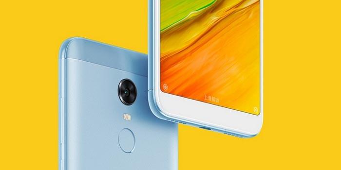 Xiaomi Redmi 5 Plus Ok
