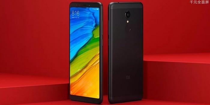 Xiaomi Redmi 5 dan 5 Plus Leak Header