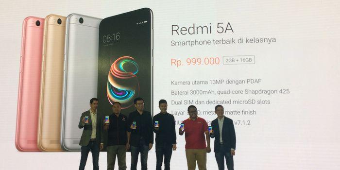Xiaomi Redmi 5A Harga