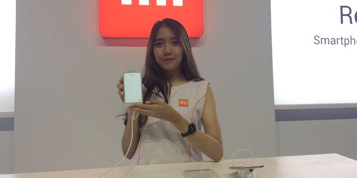 Xiaomi Redmi 5A Launch Header