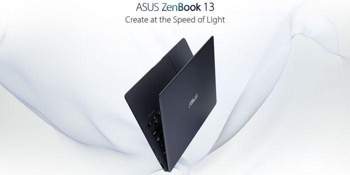 ASUS Zenbook 13 UX331UAL Header