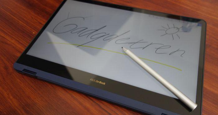 ASUS Zenbook Flip S Stylus