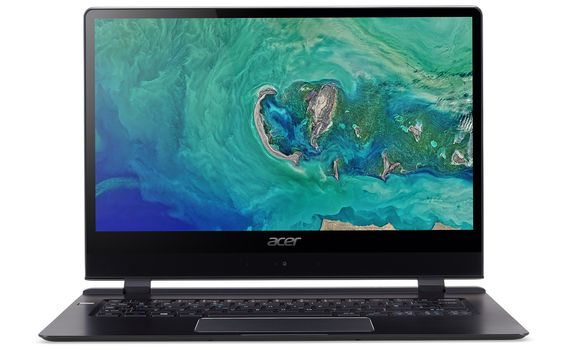 Acer Swift 7 CES 2018 Depan