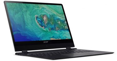 Acer Swift 7 CES 2018 Featured