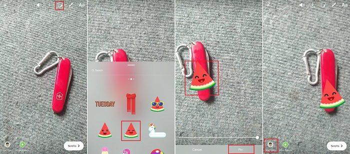 Lucu Cara Membuat Stiker Emoji Bergerak Di Instagram Story Gadgetren