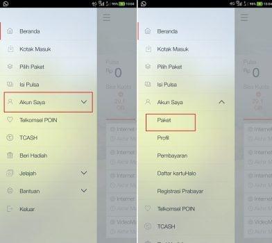 Cara Stop Paket Internet Telkomsel Dengan MyTelkomsel