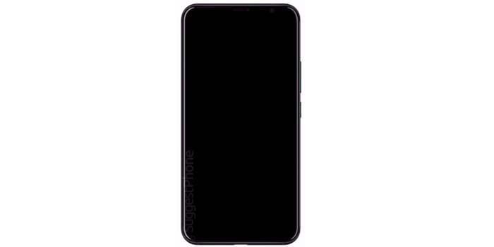 HTC U12 FullScreen